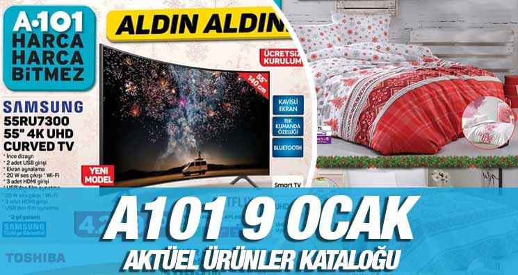 A101 9 Ocak 2020 Kataloğu!.