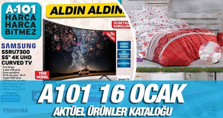 A101 16 Ocak 2020 Kataloğu!.