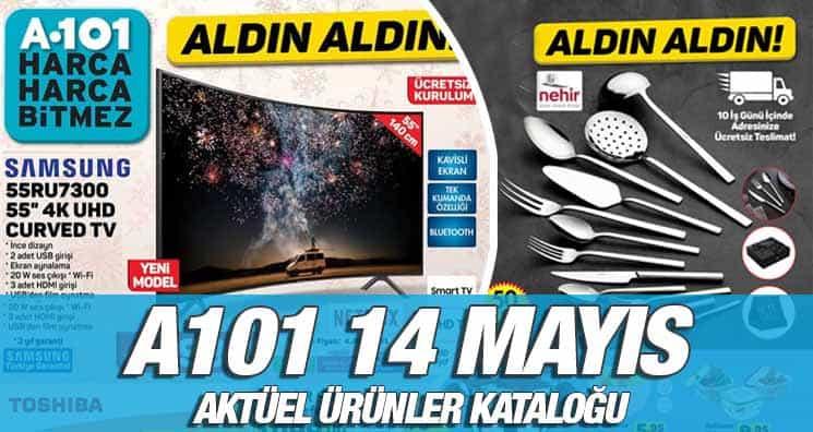 A101 14 Mayıs 2020 Kataloğu