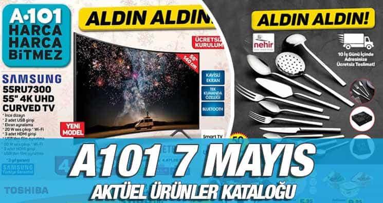 A101 7 Mayıs 2020 Kataloğu