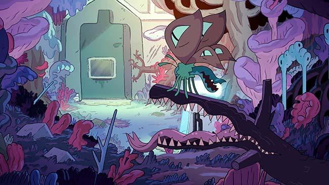 Adventure Time Uzak Diyarlar İlk Kez Cartoon Network'te