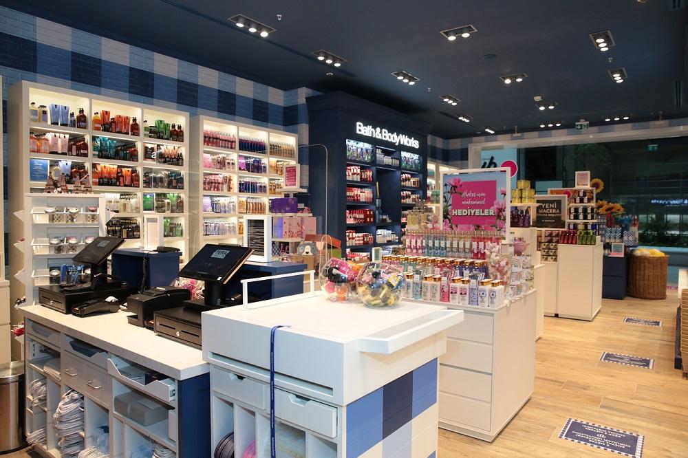 Bath & Body Works'un Yeni Mağazası Şimdi Akasya Avm'de