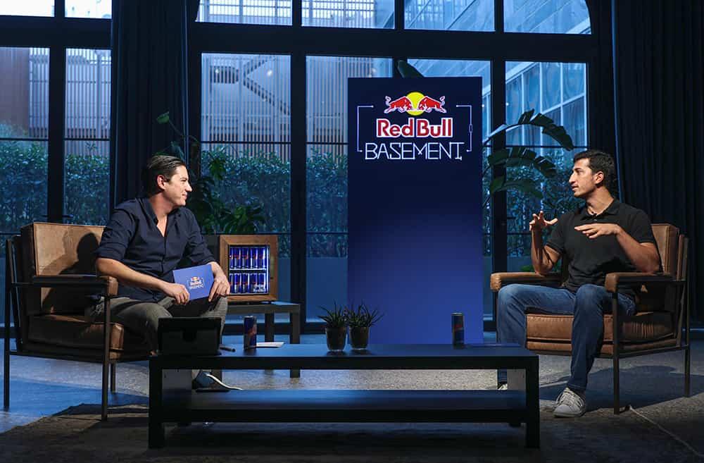 Girişimci Adayları Red Bull Basement'ta buluştu