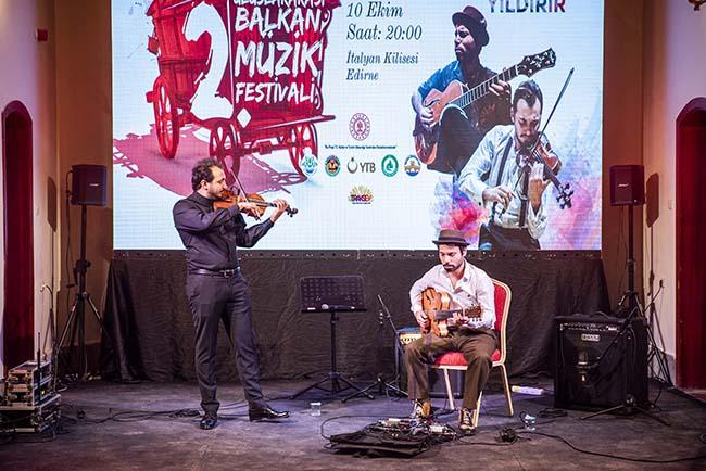 Uluslararası Balkan Müzik Festivali'ne yakışır kapanış