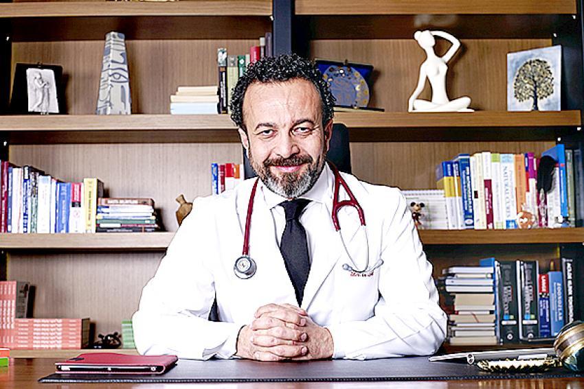 """Dr. Ümit Aktaş """"Romatizma kimsenin kaderi değildir"""" dedi."""