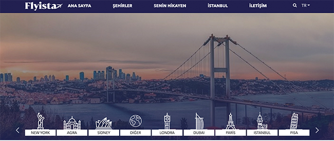 """Seyahatin tadını Yeni Gezi Rehberi: """"Flyista"""" ile çıkarın!"""