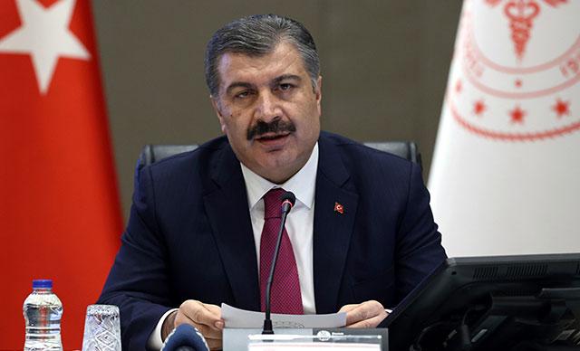 Bilim Kurulu toplantısı sonrasında Sağlık Bakanı Koca'dan flaş açıklamalar geldi