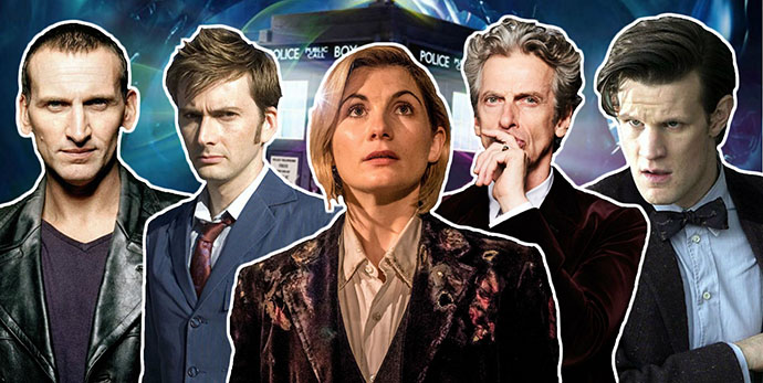 Doctor Who hayranlarına müjde