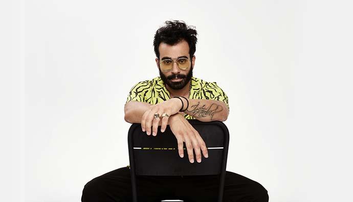 """Gökhan Türkmen """"Romantik Albüm"""" ile dünya listelerine girdi"""