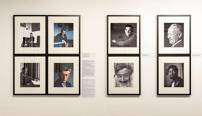 """Lütfi Özkök: Portreler"""" sergisinde son üç gün"""
