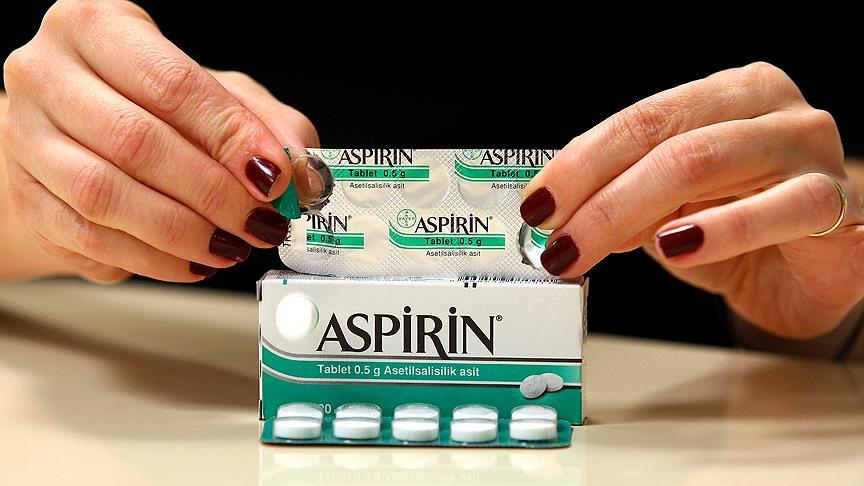 Aspirin'in Covid-19'dan koruyucu etkisi yoktur
