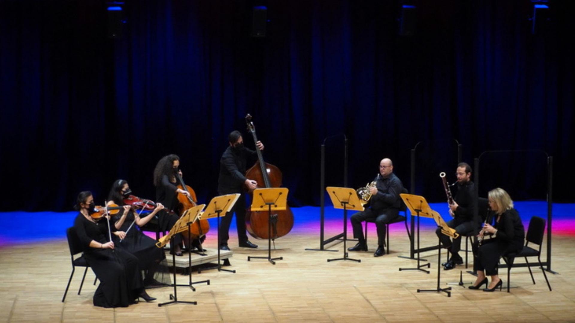 Mozart'ın doğum günü CRR'de özel bir konserle kutlandı