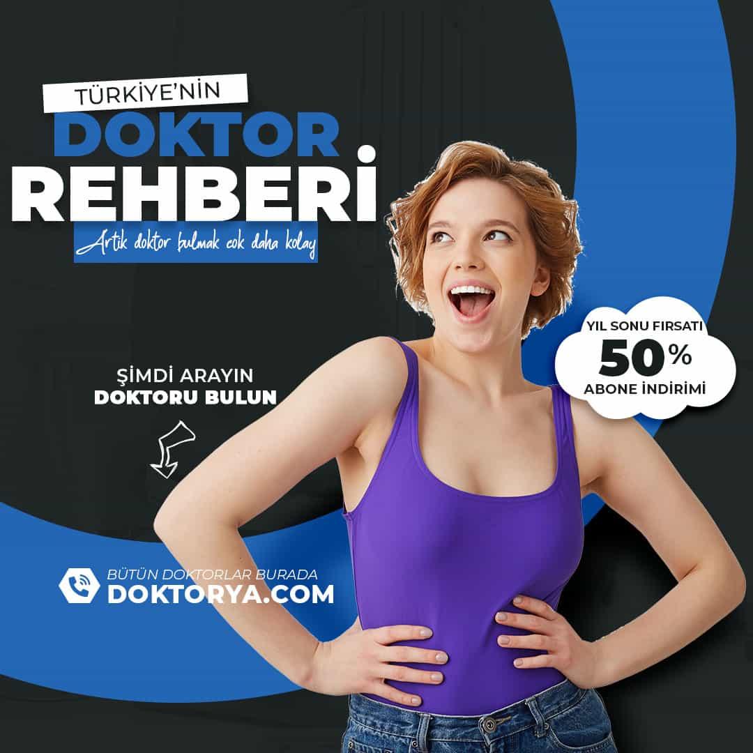 Doktorya Türkiye'nin Doktor Rehberi