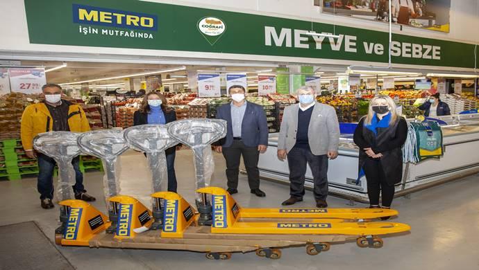 Metro Türkiye; yerel tohumla üretilen ürünlere yüzde 100 alım garantisi veriyor