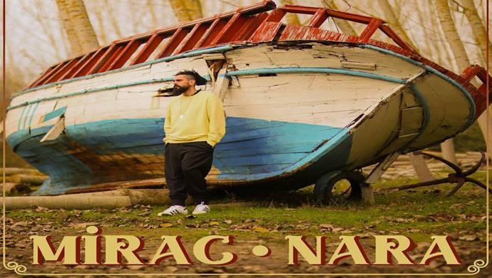 Ünlü Rap Sanatçısı Mirac yeni şarkısı Nara ile listelerin başına çıkmaya aday oldu