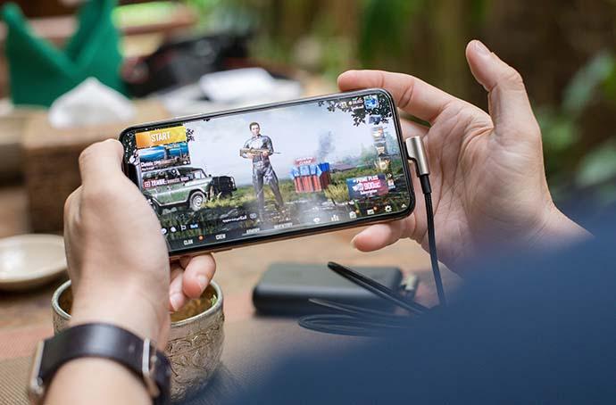 Mobil uygulama pazarının yüzde 71'i mobil oyunlardan oluşuyor.