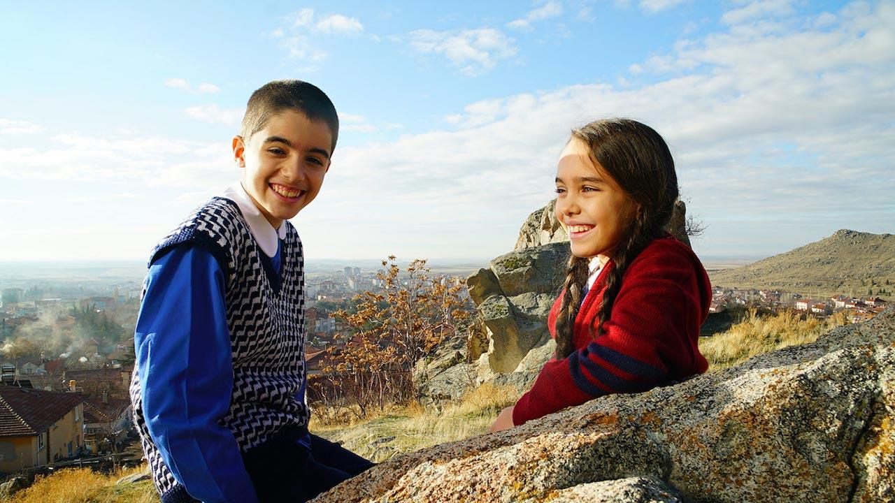 Gönül Dağı'nın yetenekli çocukları