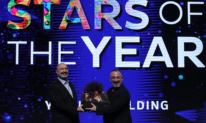 Senenin Yıldızları Ödülleri sahiplerini buldu