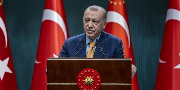 Erdoğan 'koronavirüs' kararlarını açıkladı! Düşük ve orta dereceli illerde kısıtlama kalktı!