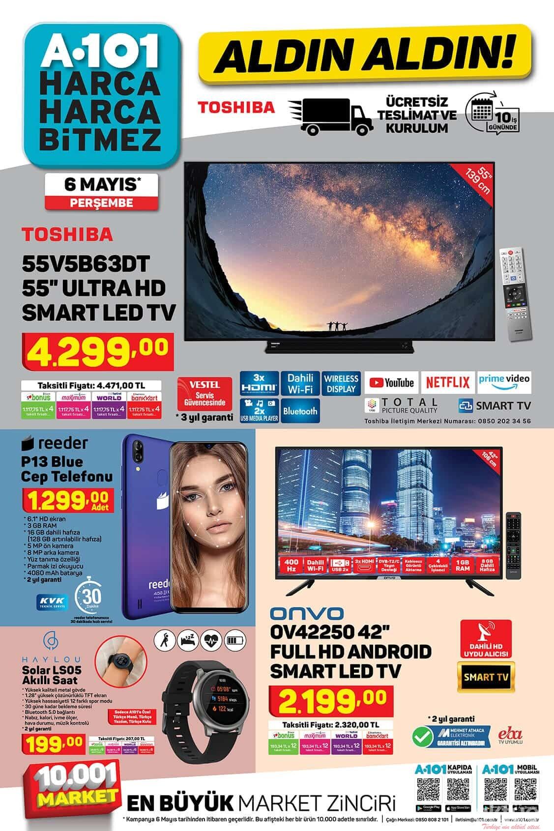 A101 6 Mayıs Televizyon