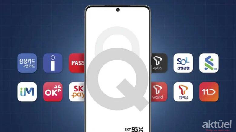 Kuantum Güvenlik Düzeyinde Piyasaya Sürülen Samsung Galaxy Quantum 2 Akıllı Telefonun Özellikleri ve Satış Fiyatı