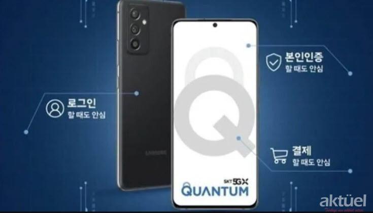 Samsung Galaxy Quatum 2