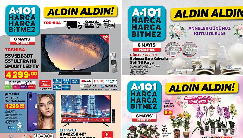 A101 6 Mayıs 2021 Aktüel Ürünleri