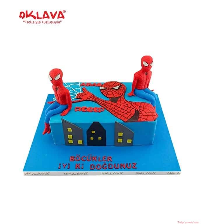 Doğum günü pasta modeli