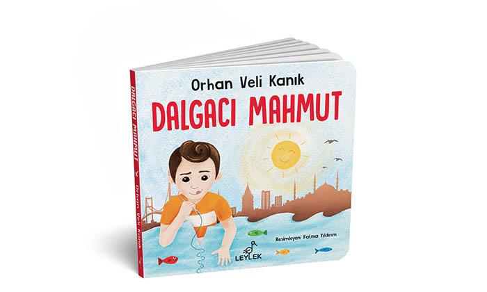 Minik okurlar Orhan Veli'nin Dalgacı Mahmut'u ile tanışıyor