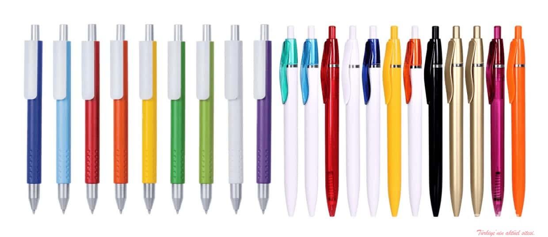 Kurumsal Kimliğinizi Promosyon Plastik Kalemler İle Yansıtın!