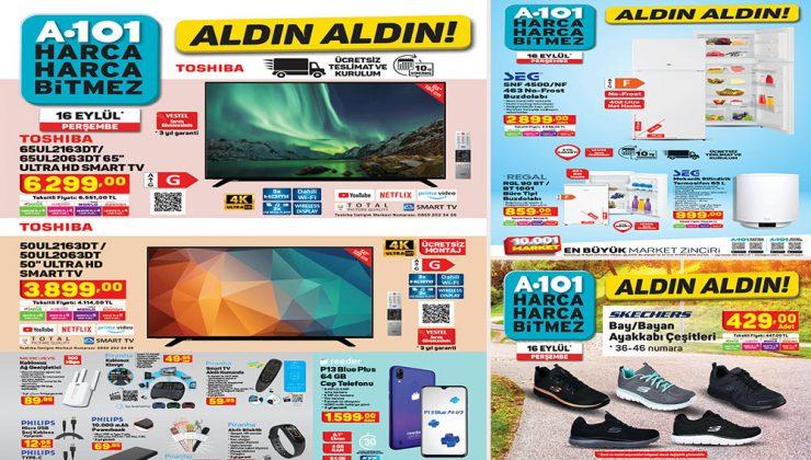 A101 16 Eylül 2021 Aktüel Ürünleri
