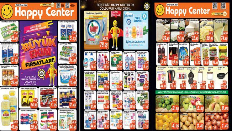 Happy Center 20 Ekim 2021 Aktüel Ürünleri